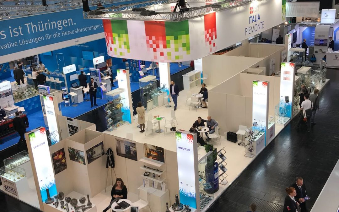 BR Meccanica Italy, participa en Hannover Messe 2017